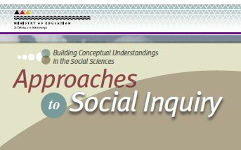 Approaches to social inquiry